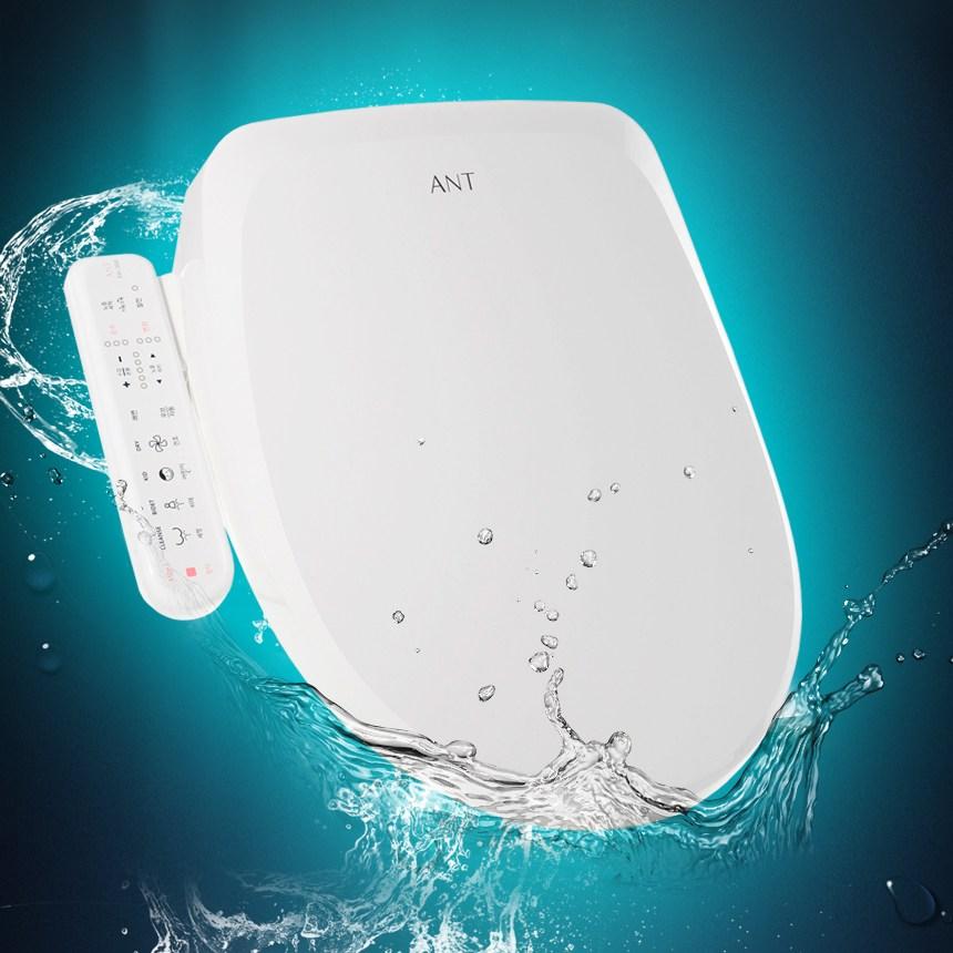 최고급형 ANT 직수비데 IPX5등급 파워방수 쾌변 순간온수 살균자동세척 필터교체NO!, 자가설치