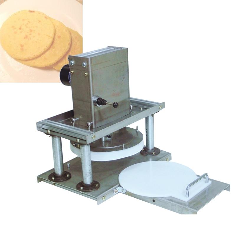 반죽기계 10kg 밀가루 토틸라 피자 반죽 프레스 기계 데스크탑 반죽 롤러 피자 크러스트 프레스 기계 베이킹도구
