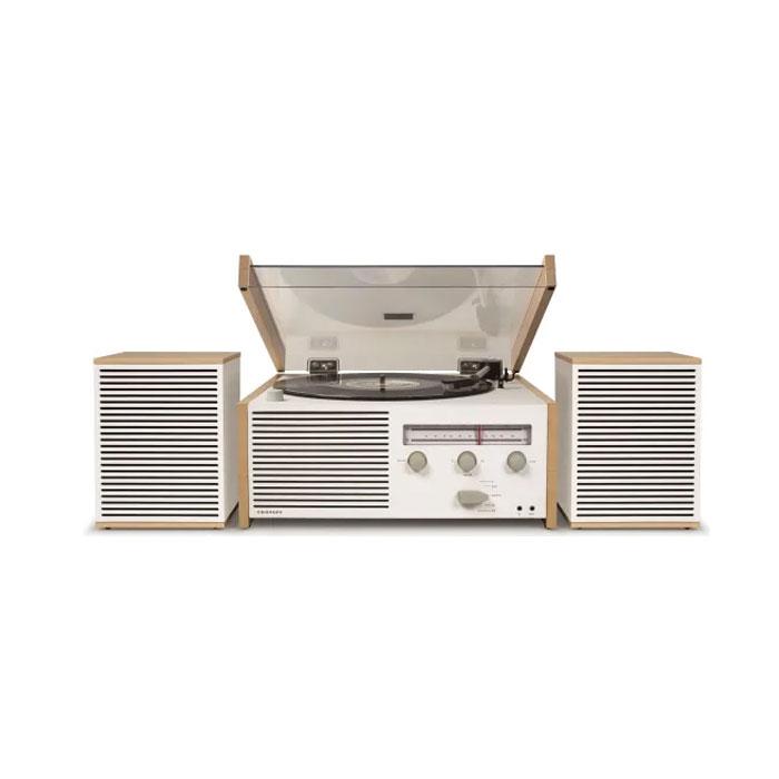 [관부가세포함] 크로슬리 스위치2 엔터테인먼트 시스템 턴테이블 CR6034A-NA / Crosley Switch II Entertainment System