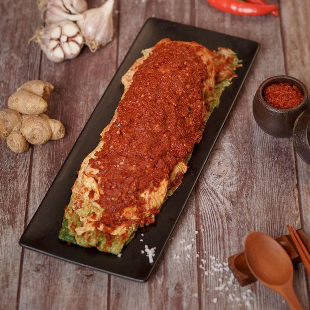 대전 유명한 맛있게 매운 선화동 실비김치, 1.3kg