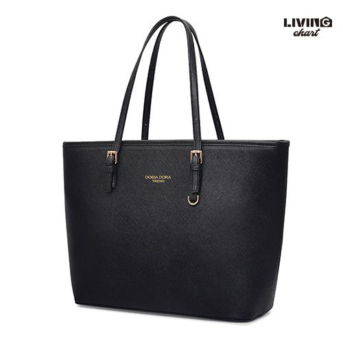 리빙차트 여성 여대생 숄더백 쇼퍼백 가방