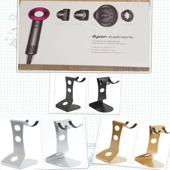 다이슨 New 슈퍼소닉 헤어드라이기 HD03+거치대셋트, 아이언핑