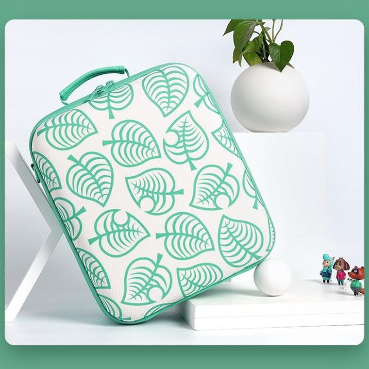 AM ANNA 닌텐도 스위치 풀세트 가방 파우치 동물의숲 케이스, 1개, 풀세트 파우치(동물의숲)