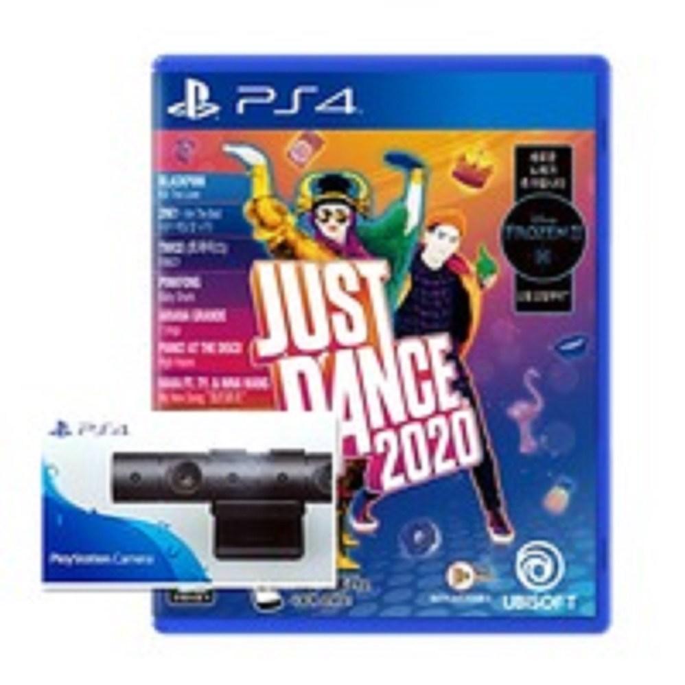 소니 PS4 저스트댄스 2020 한글판 정발 신품+ 카메라 신품, PS4 저스트댄스 2020 한글판 정발 신품+ PS4 카메라 정발 신품