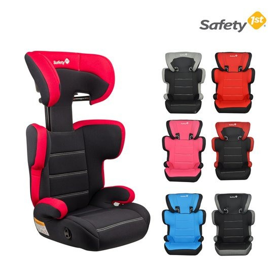 Safety 1st 쥬부스터 주니어카시트 / 색상선택, 레드/GM0931KR-R