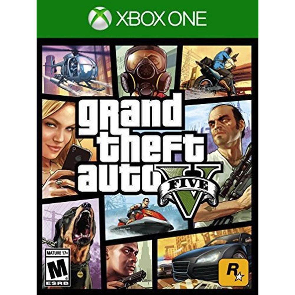 GTA 5 Grand Theft Auto V Xbox One, 단일상품