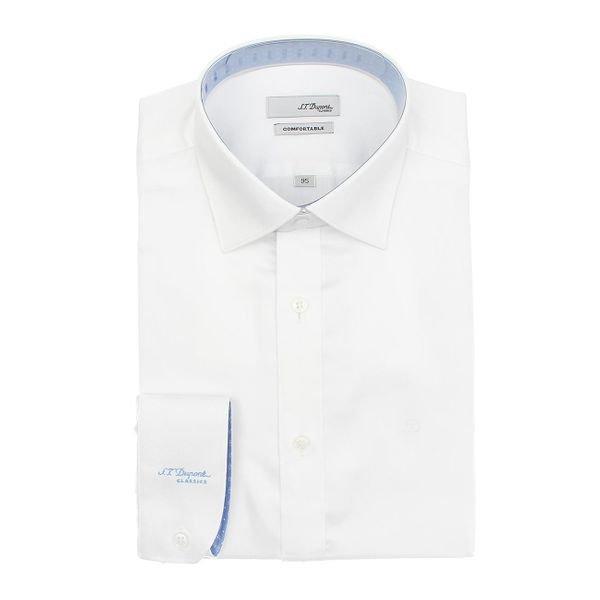 [갤러리아] 듀퐁셔츠20년도 S/S신상품 긴팔셔츠(슬림핏)SE0SM22LS753SWH
