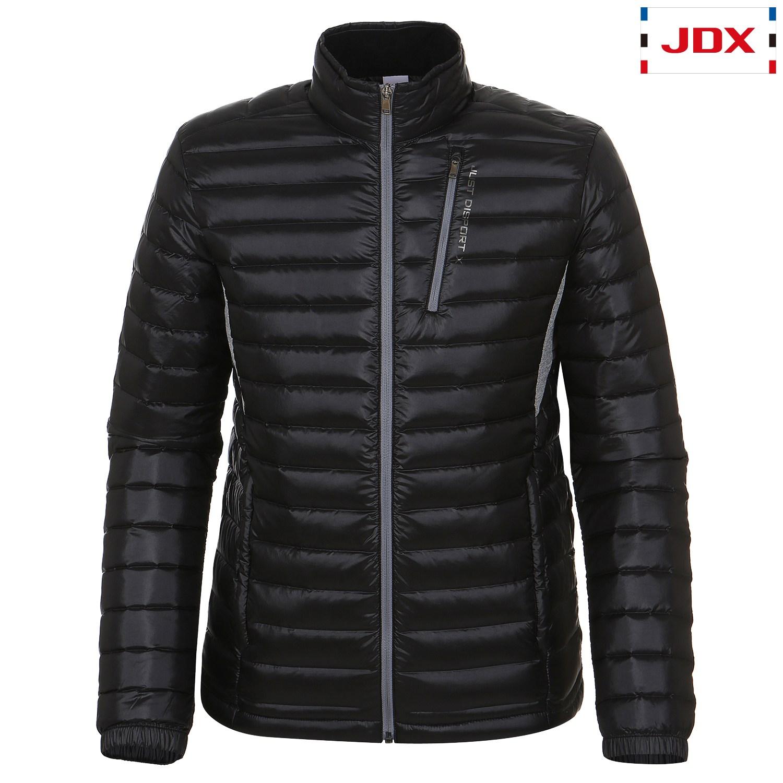 [JDX] 남성 겨울 디튜브 경랑다운 점퍼(X3PWWDM40BK), BK