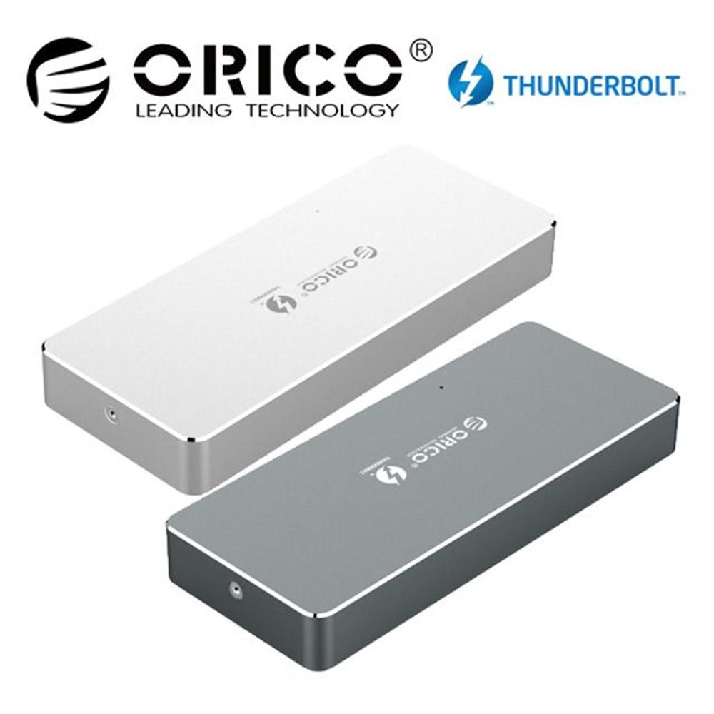 APM2T3-G40 500GB 썬더볼트3 외장하드 SSD 오리코 그레이 (POP 5395161303)