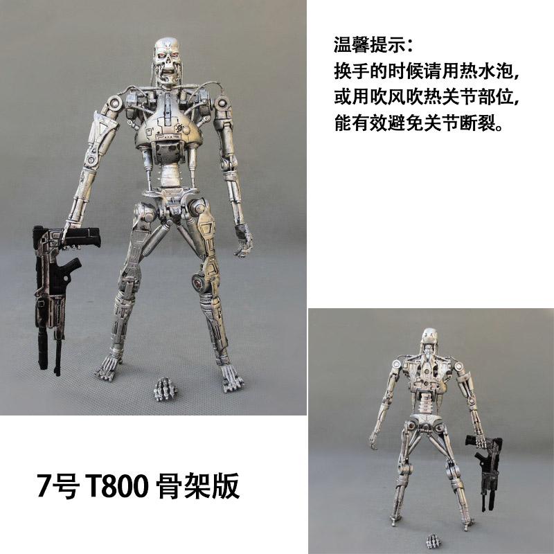 [JS멀티샵] 터미네이터2 캐릭터 모형 (#7 T800 스켈레톤 버전)