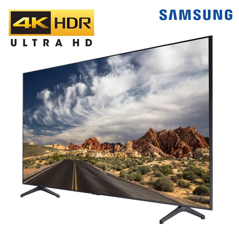 삼성전자 50인치 UHD 4K 비즈니스 TV 무료기사설치