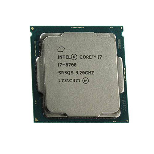 Intel Intel Coffee Lake BX80684I78700 8th Gen Core i7-8700 Six Core Pr, 상세내용참조