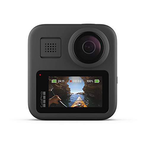 고프로 Max 워터프루프 워터푸르프 360+ 전통적인 카메라 with 터치 스크린, 상세내용참조