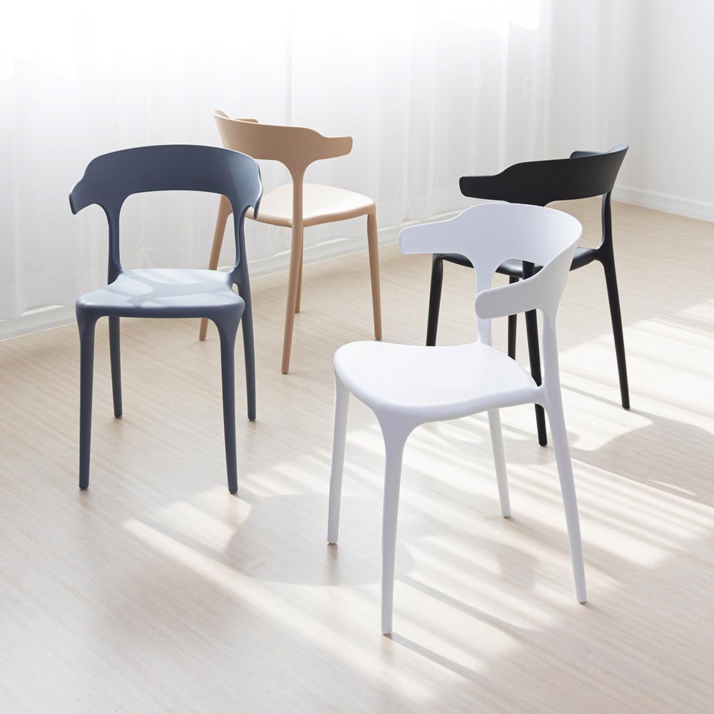 라로퍼니처 예쁜 인테리어 의자 카페의자 체어 식탁의자, 아멜리, 베이지