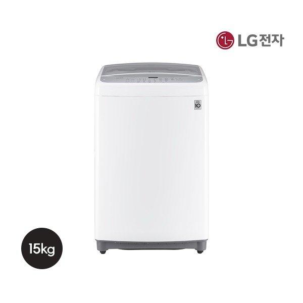 [엘지전자(가전)] ○ [15KG] LG 통돌이 세탁기 블랙라벨 플러스 화이트 (T15WU, 상세 설명 참조