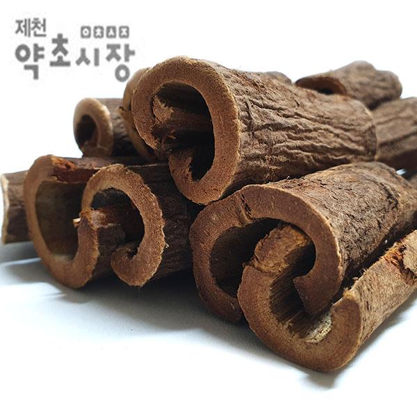 제천약초협동조합 국내산 느릅나무 뿌리 껍질[유근피] 300g, 1개
