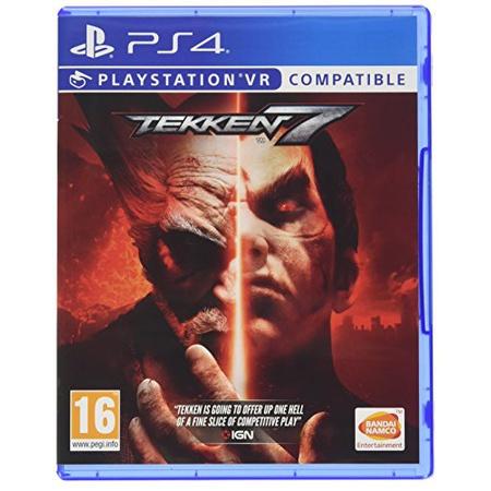 플스4 PS4 게임 타이틀 S480 Tekken 7 (PS4), 상세 설명 참조0