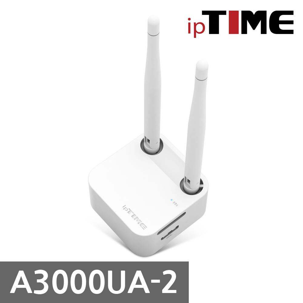 IP TIME A3000UA-2 무선랜카드, 단일상품