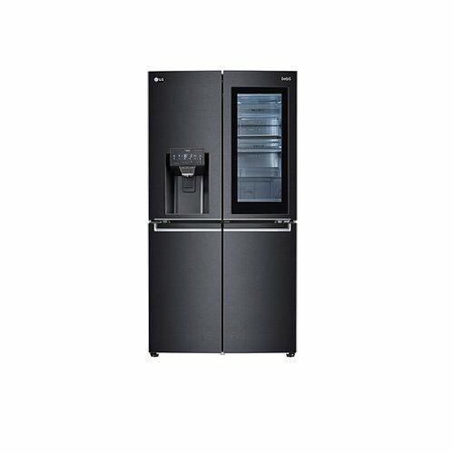 [신세계TV쇼핑][LG] 디오스 얼음 정수기 냉장고 824L 노크온 J823MT75V, 단일상품