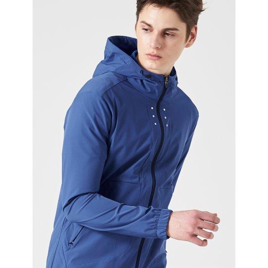 빈폴스포츠 블루 남성 YOUNG 윈드 브레이커 재킷 (BO9239F03P)
