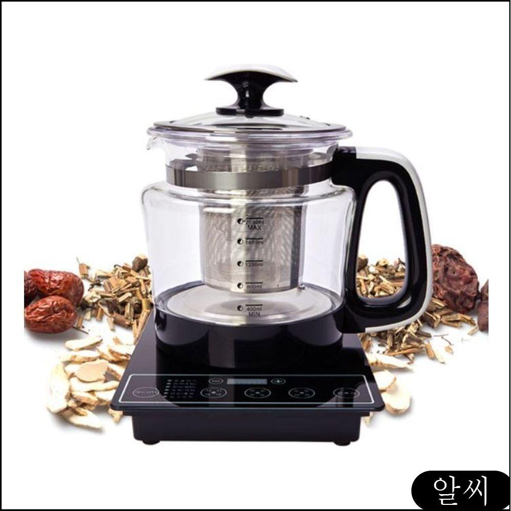 다기능 전기약탕기2L(망) 탕약기 차 주전자 커피 nqeh, RCMK 본상품선택
