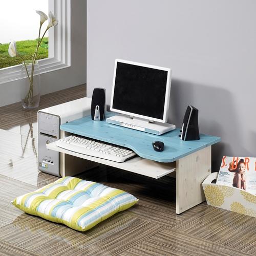비바체 나드레좌식컴퓨터책상-HDCS770R, 워시