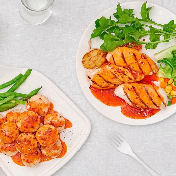 포켓도시락 저녁대용식 4주일분 (5종 36팩), 2번