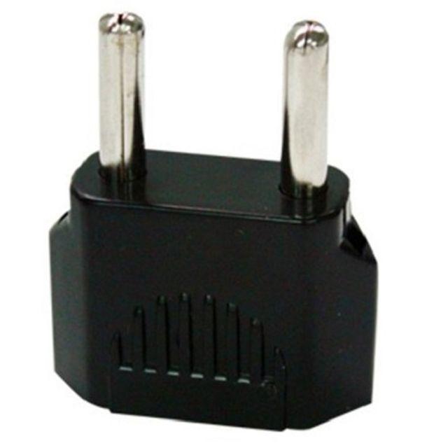 220V 변환 플러그 x 5개/110V 플러그를 220V 플로그로 변환 어댑터/얇은 둥근플러그도 가능/돼지코, 단일상품