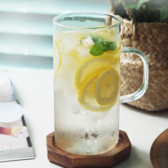 마이샵 MAKA 내열유리머그잔 네스프레소버츄오잔 음료잔, 09 내열머그700ml (M09)