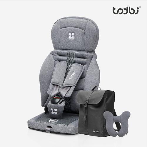 토드비 [토드비] 캄페온 휴대용카시트 그레이