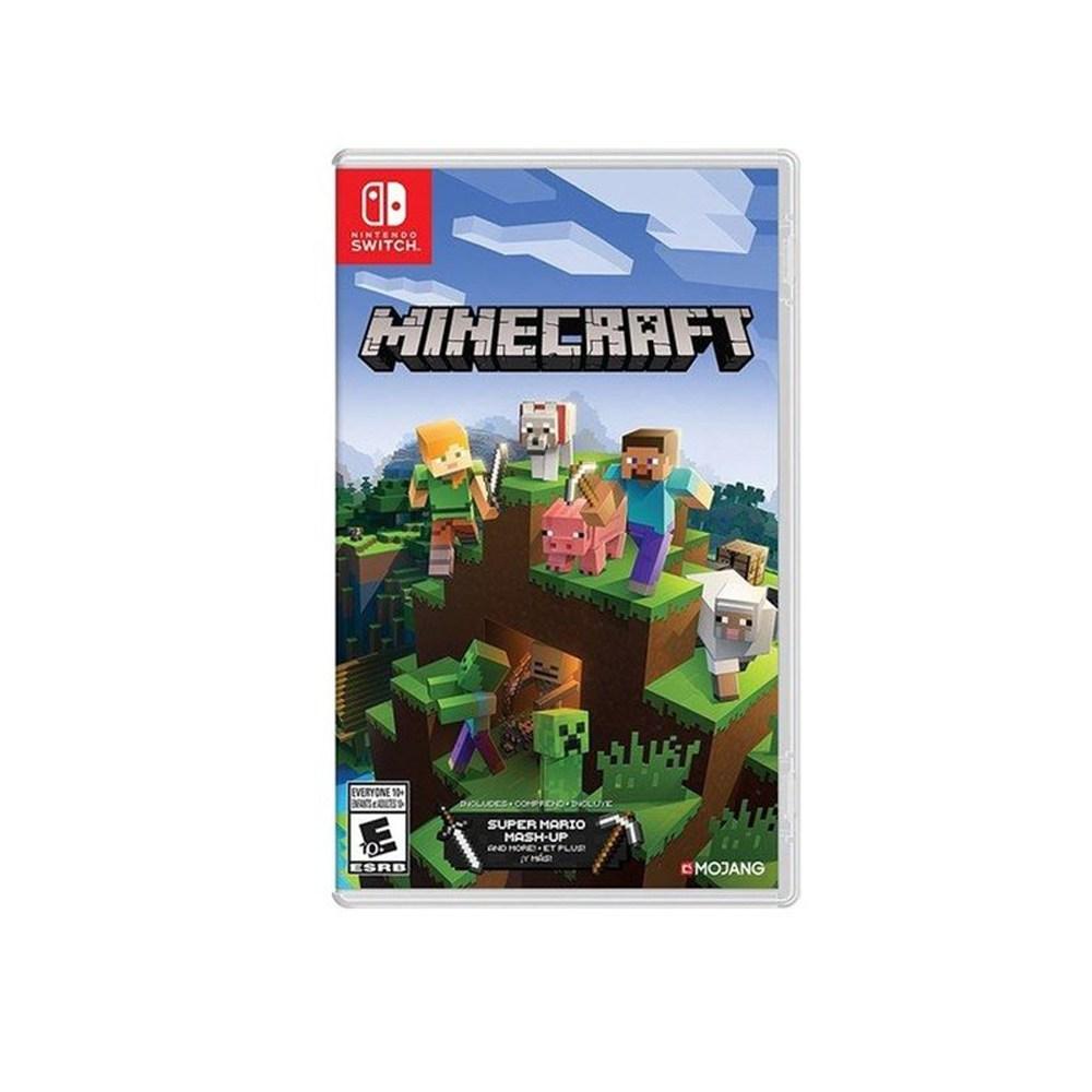 닌텐도 스위치 마인크래프트 비디오 게임, 단품