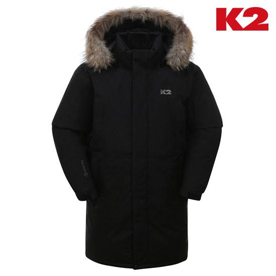 K2 남성 플루톤 롱 구스 다운 KMW19595_Z1