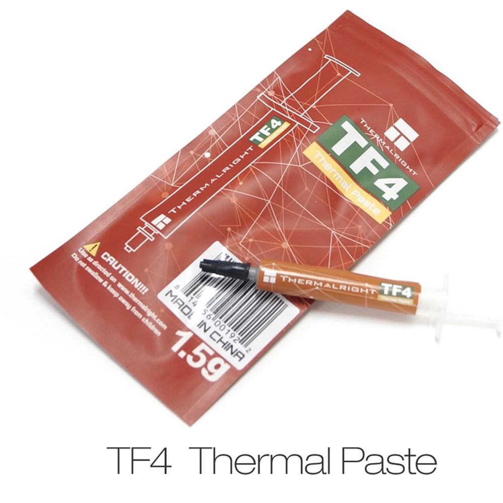 Thermalright TF4 1.5g 정품써멀구리스 빠른배송
