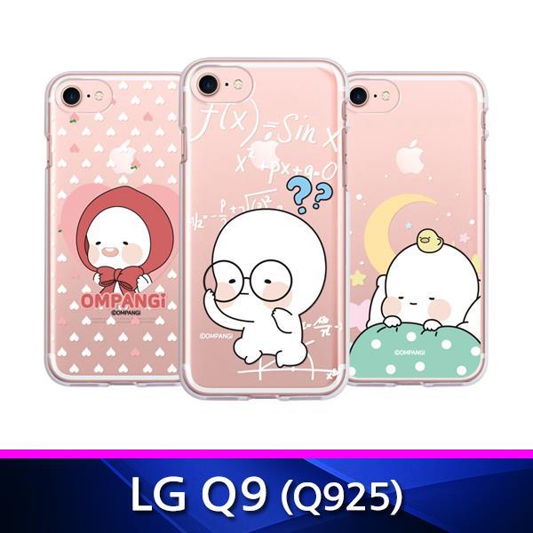 ksw56600 LG Q9 옴팡이 버블리 투명젤리 폰케이스 qj985 Q925