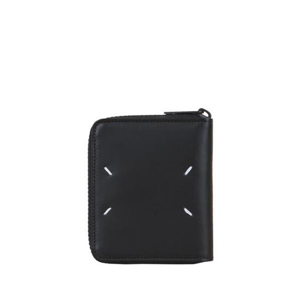 [메종마틴마르지엘라] 메종마르지엘라 클래식레더 지퍼 중지갑 / S55UI0197-PS935