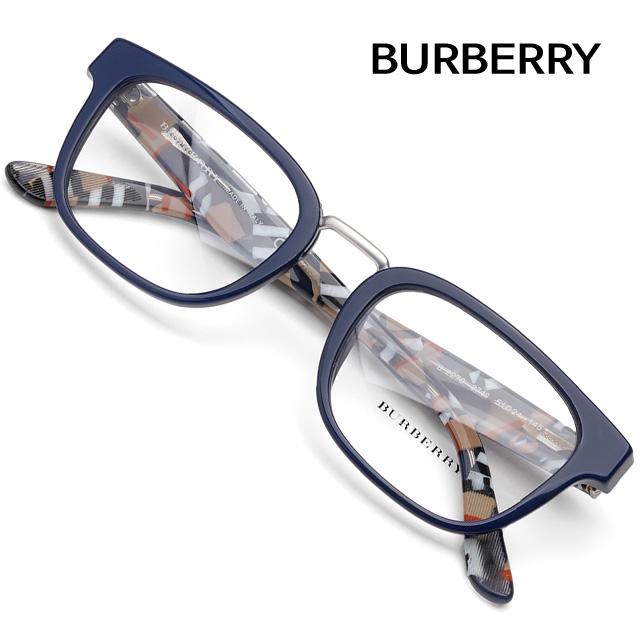 버버리 명품 안경테 BE2279-3749 사각 뿔테
