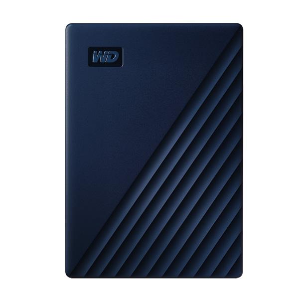 WD NEW My Passport for MAC 2TB 외장하드 네이비, 0TB
