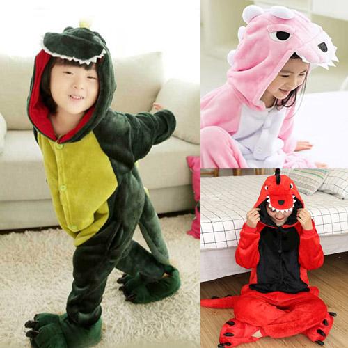 헬로스마일 공룡 동물잠옷