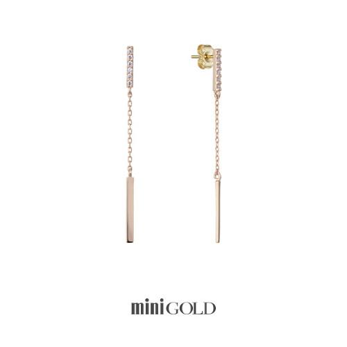 미니골드 [미니골드] 프리스크 귀걸이 EMSM4570