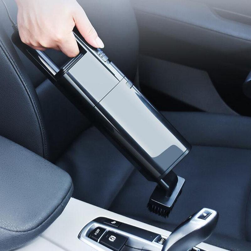 Leading 핸디 무선 청소기 통용 충전식 소형 청소용품 XD2315, 블랙