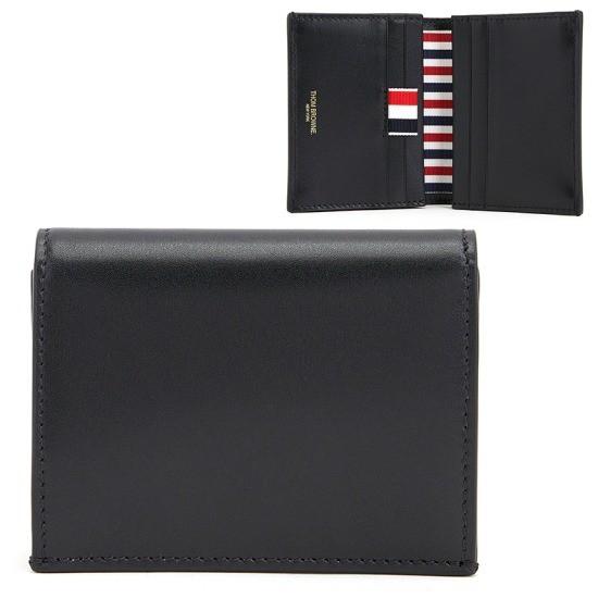 톰브라운 삼선탭 MAW021L 06549 001 공용 명함/카드지갑