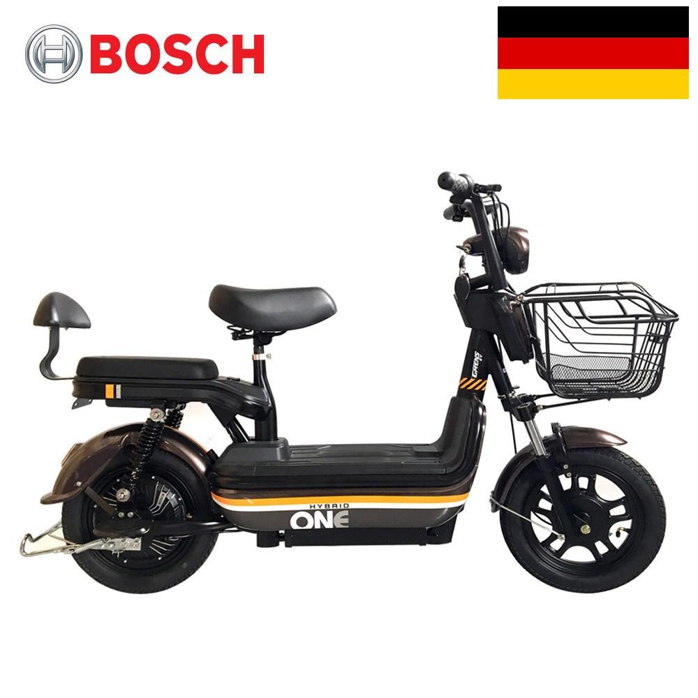 지멘스 베로니카 350W 독일BOSCH 강력모터장착 풀서스펜션 도난경보 전기스쿠터, 초콜릿(20년 신제품), 무료조립 및 테스트 후 발송