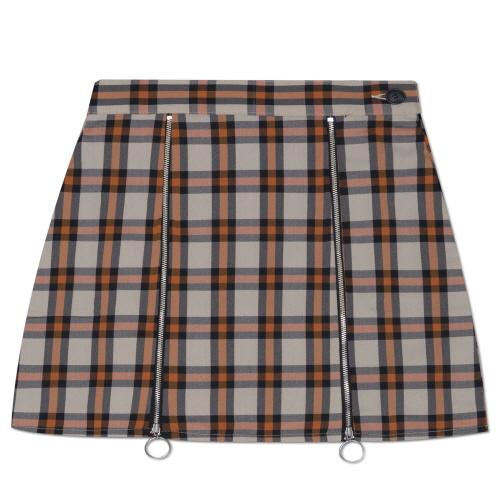 MARYJAMES (W) Cecile Skirt - Orange