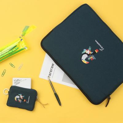 테일러버드 노트북 파우치 13인치 15인치 16인치 귀여운 캐릭터 12종, 투칸