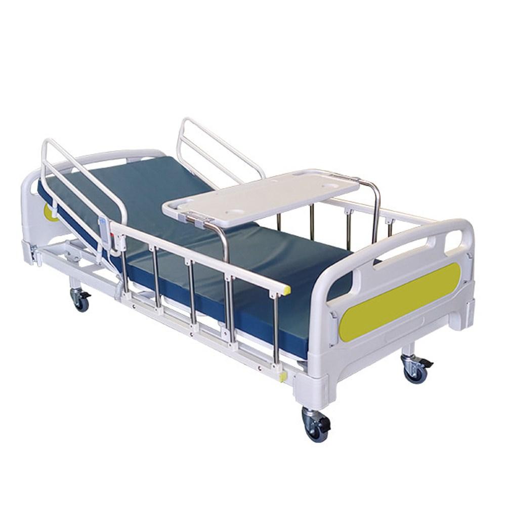 (더원케어) 1모터(낙상방지) 전동침대 1개월대여(환자용 병원용 의료용 가정용) (POP 5717623894)