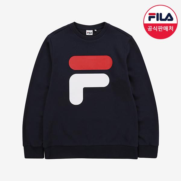 [FILA] BIG F 로고 스웨트셔츠 (FS2POA1006X_INA)