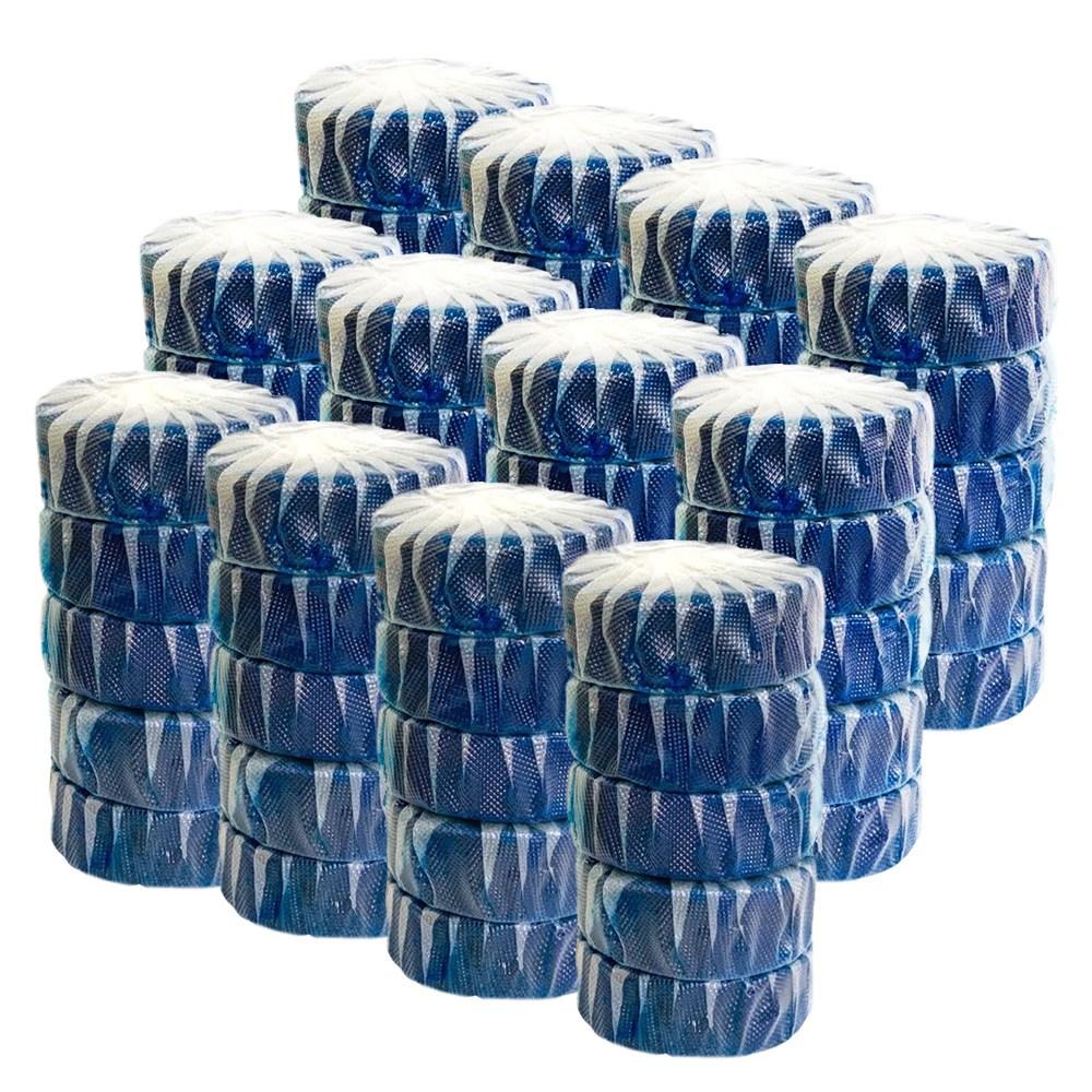 바른세탁소 크린청 변기세정제 60개입 욕실변기청소용품, 50g, 60개 (POP 5574735865)