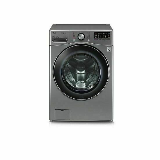 인공지능 스스로 세탁기 실버 21kg (F21VDD), 단품