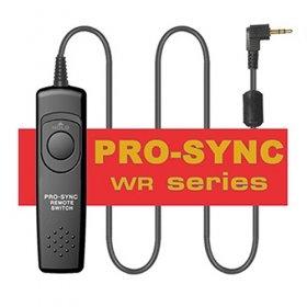 (프로싱크) WR CA2 유선 릴리즈-캐논 RS-60E3 호환품-EOS 60D/550D/500D/450D/400D/350D 등 유선리모콘, 단일상품
