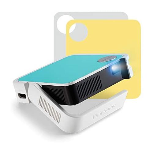 빔프로젝트 ViewSonic M1 Mini Portable LED Projector with JBL Speaker HDMI USB Type-A Automatic Vertical Keystone Built-in Battery and 1080p Support, Style = Smart Portable Projector | Pattern Name = Portable Projector (POP 2031930525)